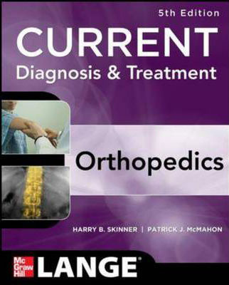 Livro - Current Diagnosis e Treatment Orthopedics - Dr. Sizinio Kanan Hebert - Ortopedia e Neuro-Ortopedia Pediátrica