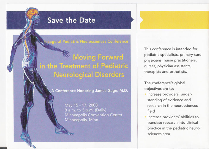 MOVING FORWARD IN THE TREATMENT OF PEDIATRIC NEUROLOGICAL DISORDERS