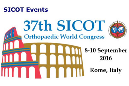 The '37th SICOT Orthopaedic World Congress